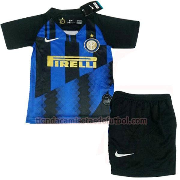 camiseta inter milan 20th niños
