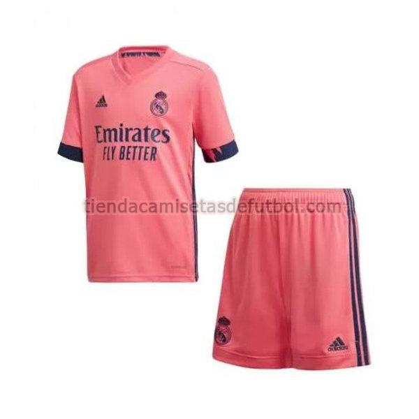 camiseta real madrid segunda 2020-2021 niño