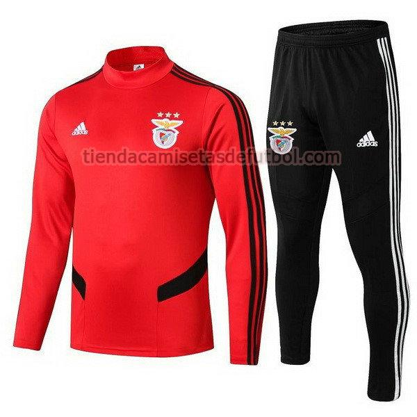 chandal benfica 2019-2020 hombre rojo
