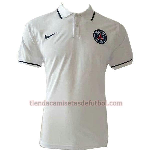 polo paris saint germain 2019 2020 hombre blanco